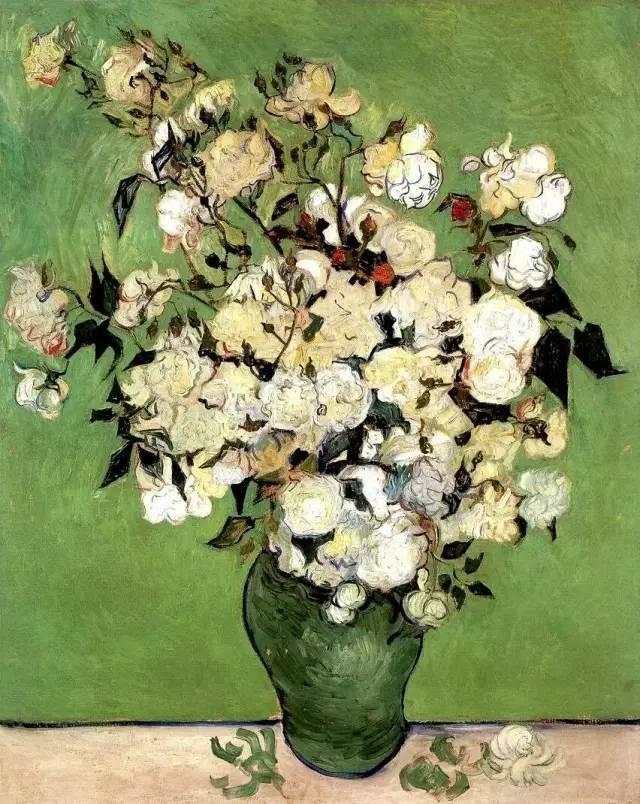完美的色调,经典花卉作品75幅插图43