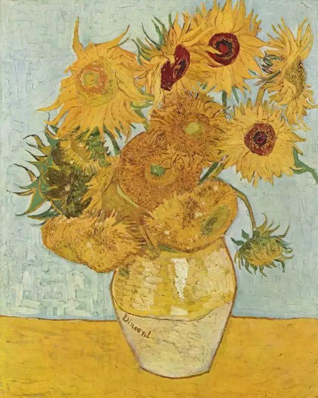 完美的色调,经典花卉作品75幅插图51