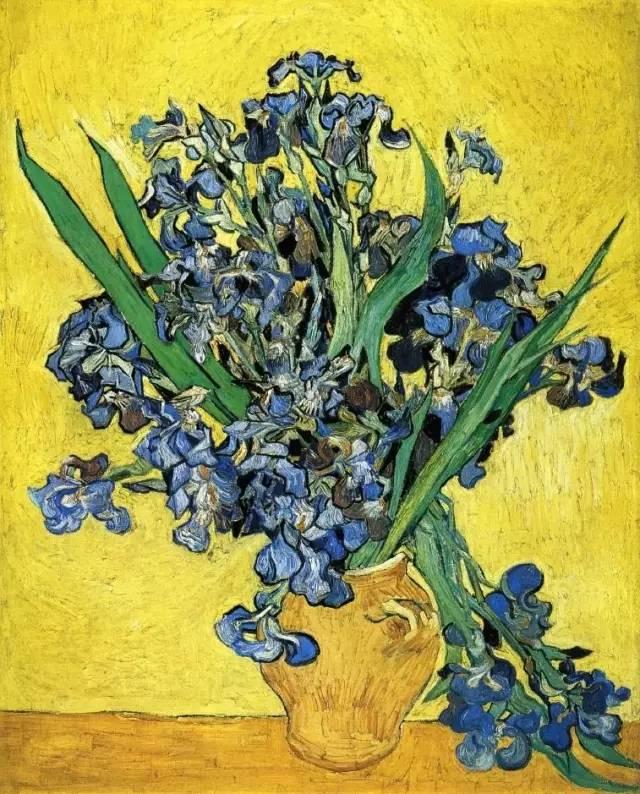 完美的色调,经典花卉作品75幅插图59
