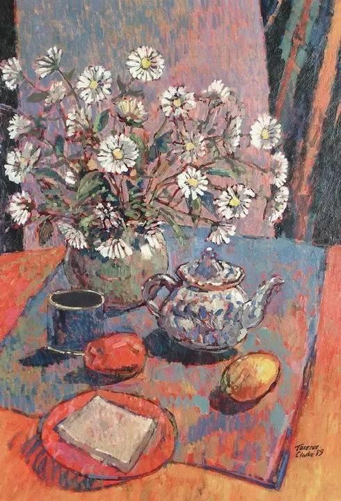 完美的色调,经典花卉作品75幅插图101