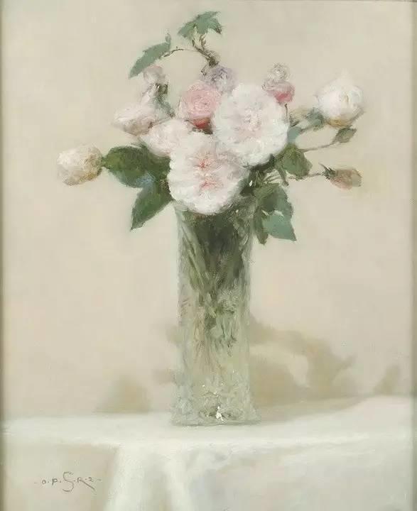 完美的色调,经典花卉作品75幅插图127