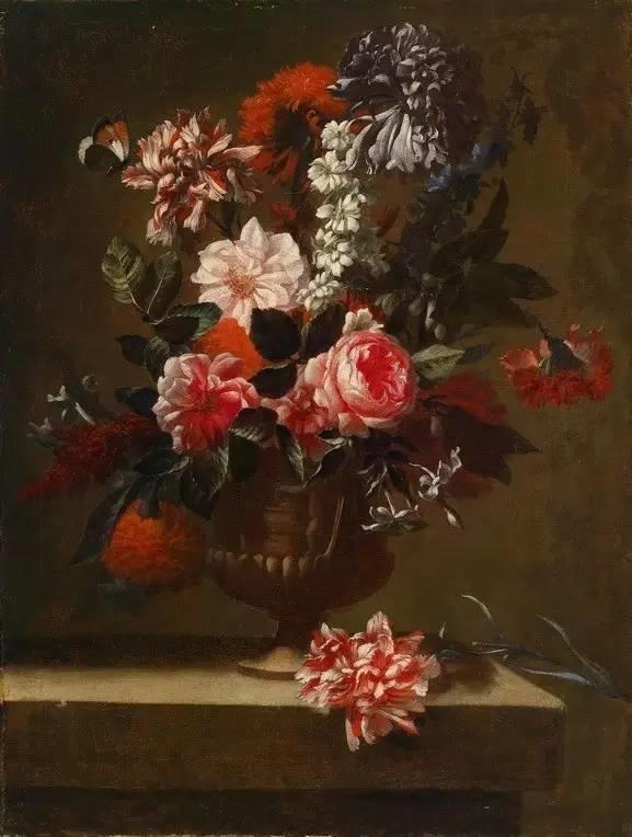 完美的色调,经典花卉作品75幅插图143