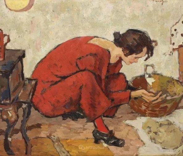 罗马尼亚美术协会的创始人之一——斯蒂芬·迪米特雷斯库插图9
