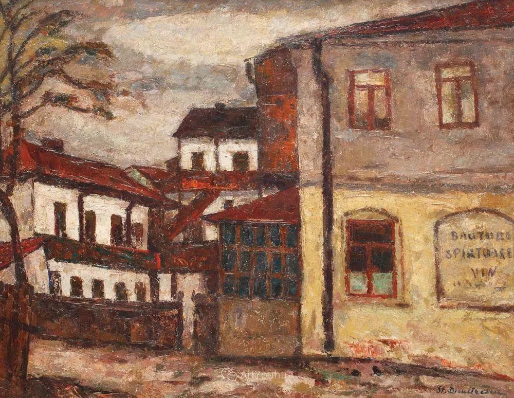 罗马尼亚美术协会的创始人之一——斯蒂芬·迪米特雷斯库插图13