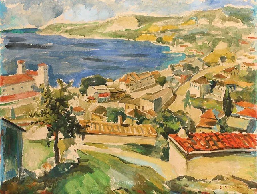 罗马尼亚美术协会的创始人之一——斯蒂芬·迪米特雷斯库插图17