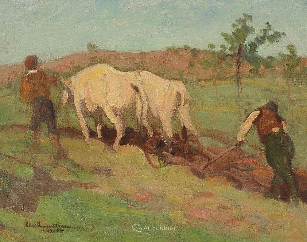 罗马尼亚美术协会的创始人之一——斯蒂芬·迪米特雷斯库插图27