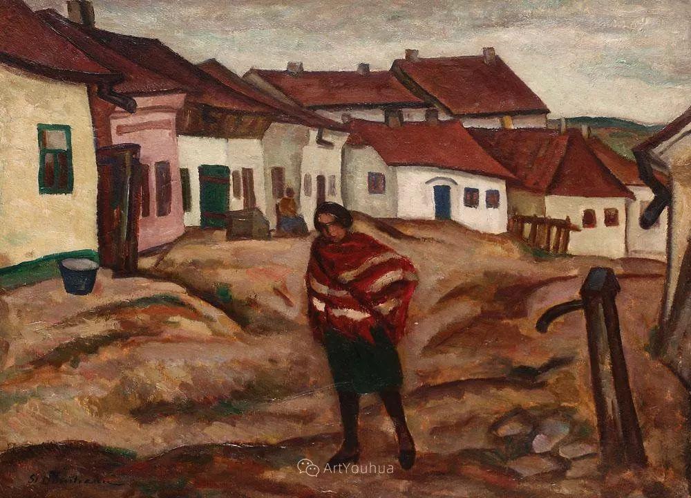 罗马尼亚美术协会的创始人之一——斯蒂芬·迪米特雷斯库插图29