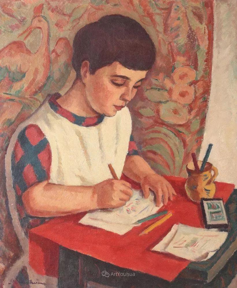 罗马尼亚美术协会的创始人之一——斯蒂芬·迪米特雷斯库插图31
