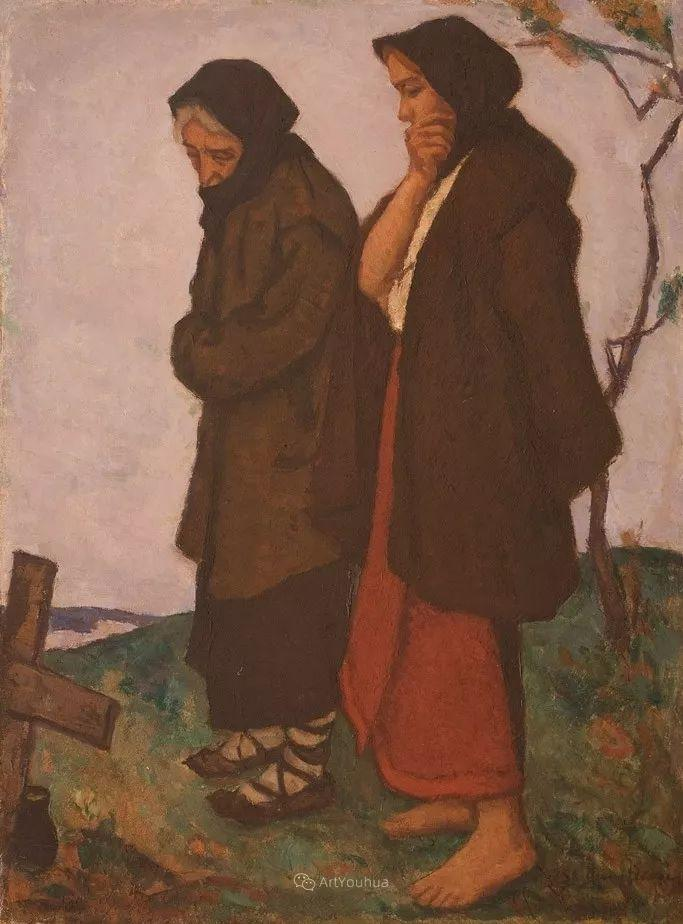 罗马尼亚美术协会的创始人之一——斯蒂芬·迪米特雷斯库插图33