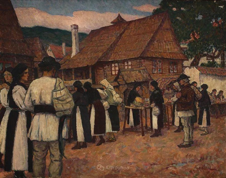 罗马尼亚美术协会的创始人之一——斯蒂芬·迪米特雷斯库插图39