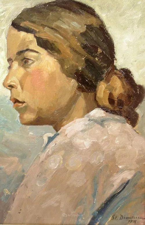 罗马尼亚美术协会的创始人之一——斯蒂芬·迪米特雷斯库插图49