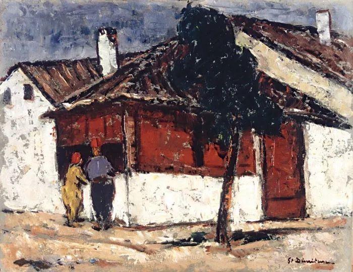 罗马尼亚美术协会的创始人之一——斯蒂芬·迪米特雷斯库插图51