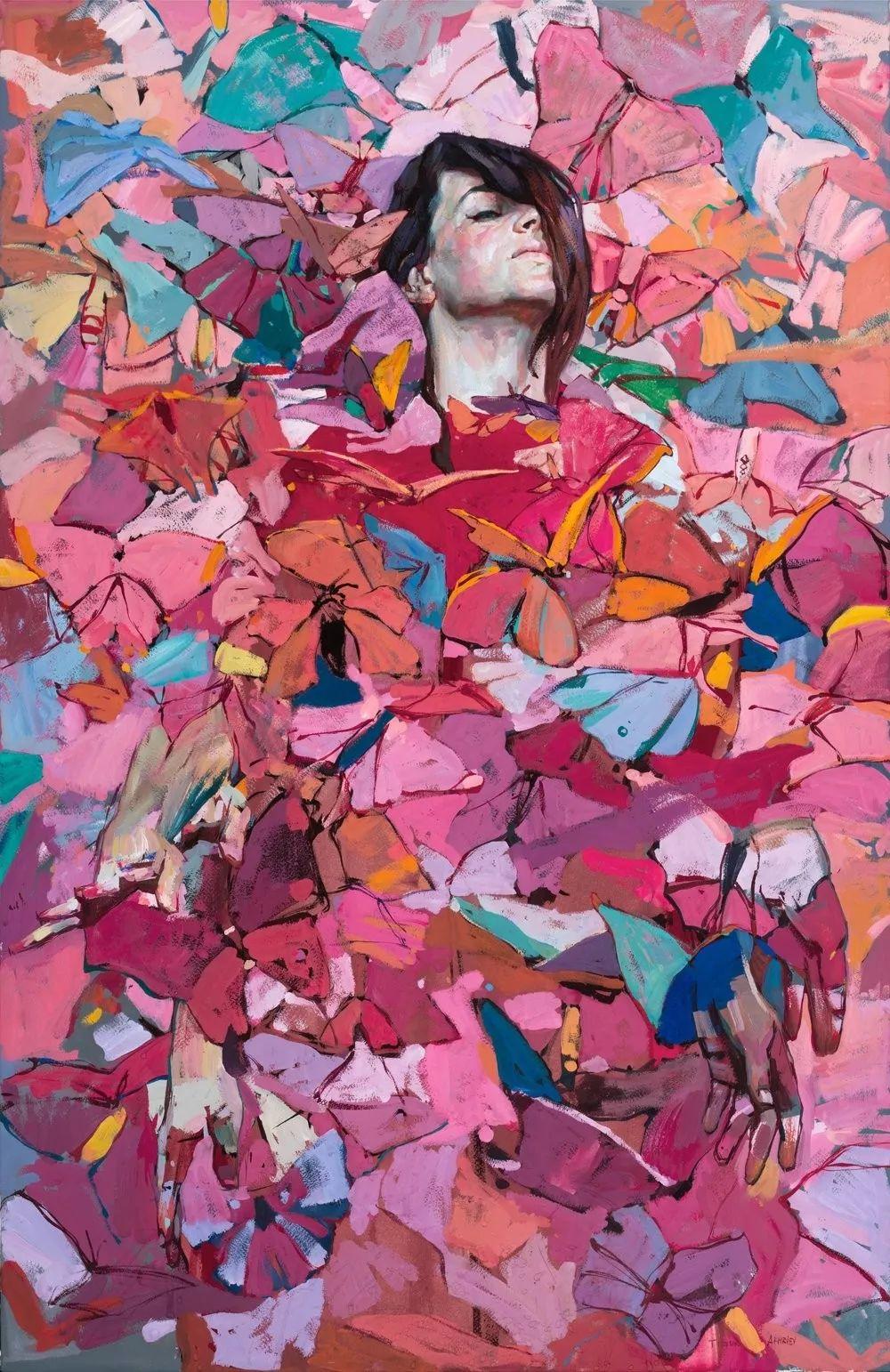 浓郁的色彩,俄罗斯艺术家帖木儿·阿赫列耶夫插图1