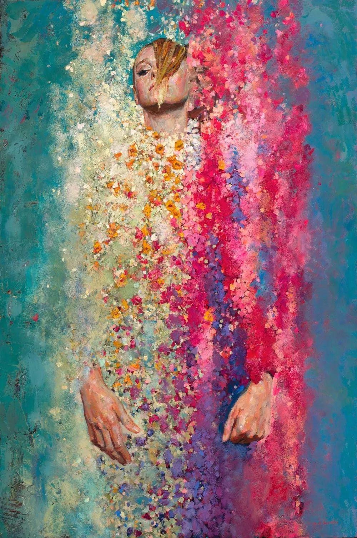 浓郁的色彩,俄罗斯艺术家帖木儿·阿赫列耶夫插图5