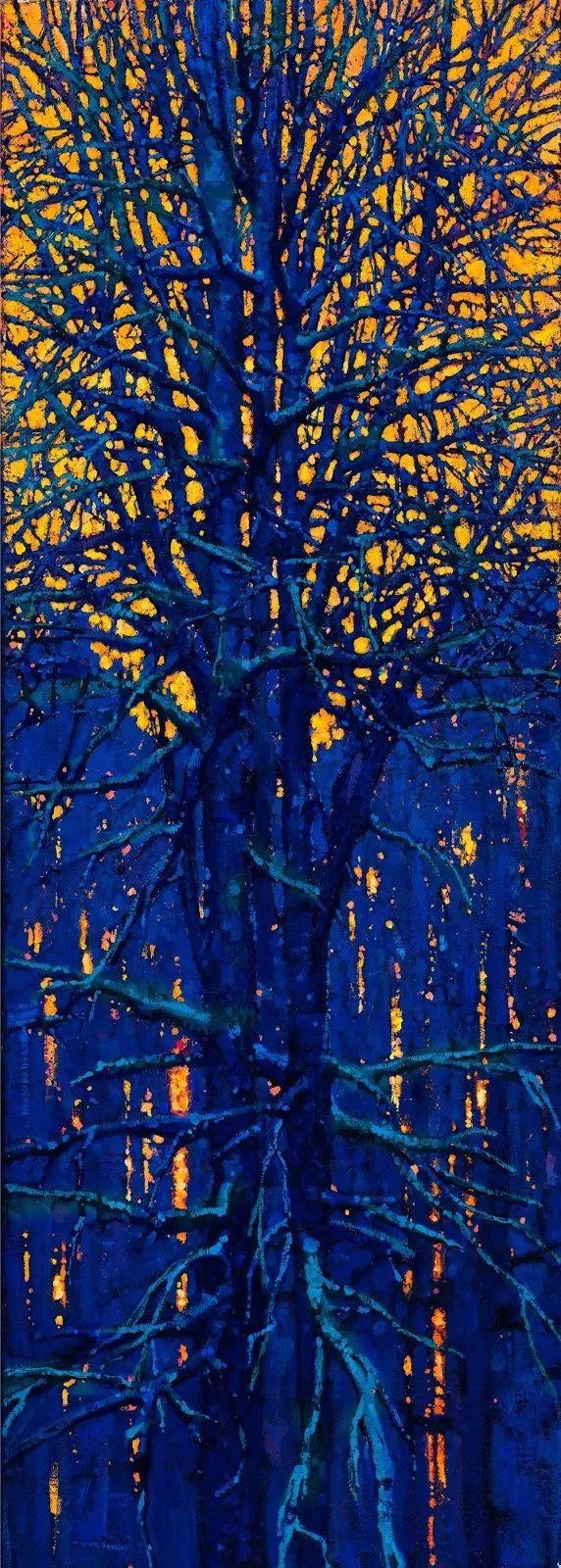 浓郁的色彩,俄罗斯艺术家帖木儿·阿赫列耶夫插图11