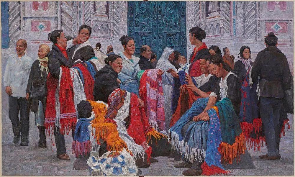 浓郁的色彩,俄罗斯艺术家帖木儿·阿赫列耶夫插图15