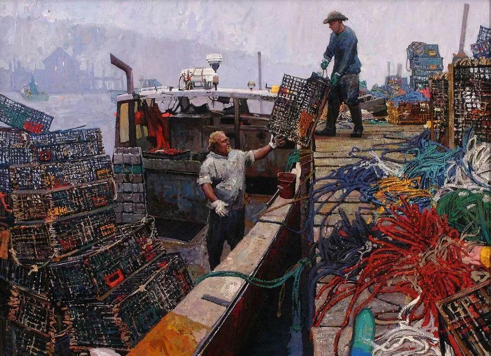 浓郁的色彩,俄罗斯艺术家帖木儿·阿赫列耶夫插图23