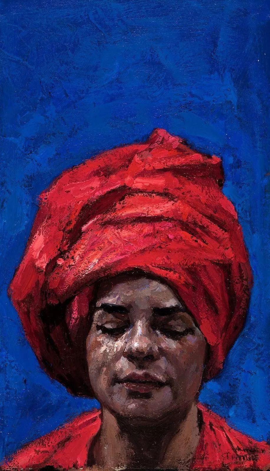 浓郁的色彩,俄罗斯艺术家帖木儿·阿赫列耶夫插图31