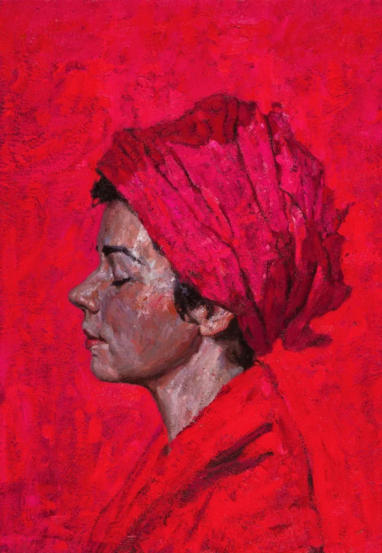 浓郁的色彩,俄罗斯艺术家帖木儿·阿赫列耶夫插图33
