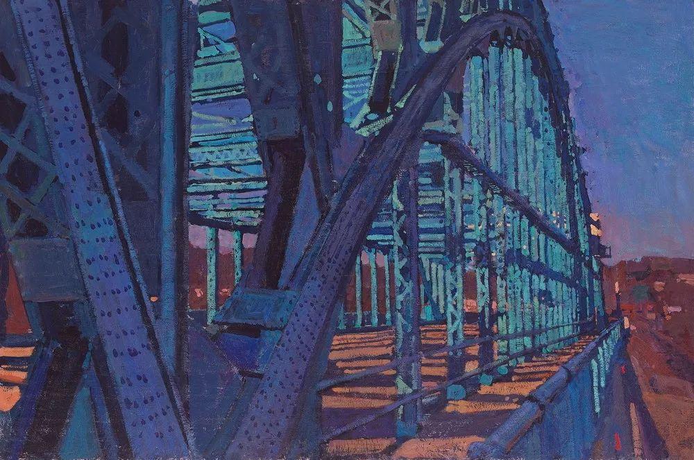 浓郁的色彩,俄罗斯艺术家帖木儿·阿赫列耶夫插图47