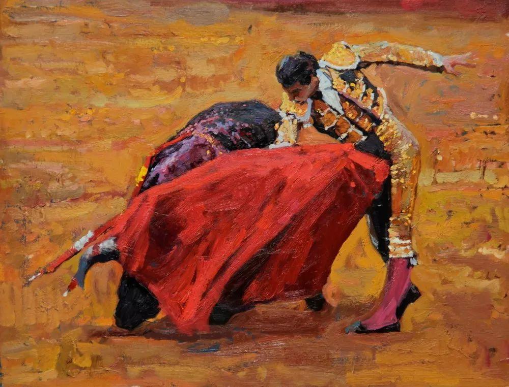 浓郁的色彩,俄罗斯艺术家帖木儿·阿赫列耶夫插图49