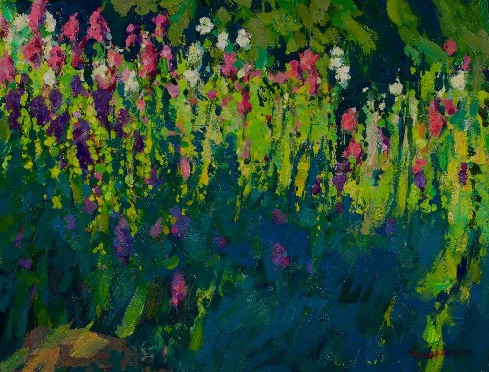 浓郁的色彩,俄罗斯艺术家帖木儿·阿赫列耶夫插图51