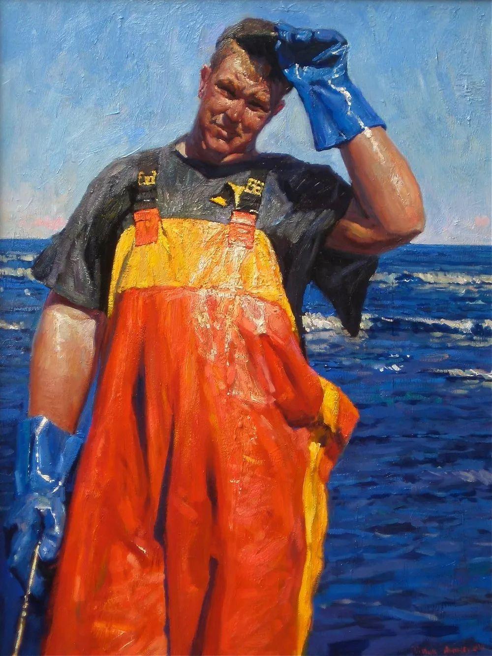 浓郁的色彩,俄罗斯艺术家帖木儿·阿赫列耶夫插图55