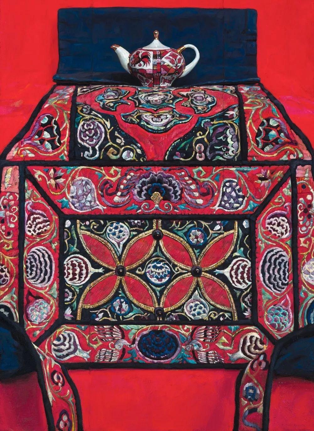浓郁的色彩,俄罗斯艺术家帖木儿·阿赫列耶夫插图57