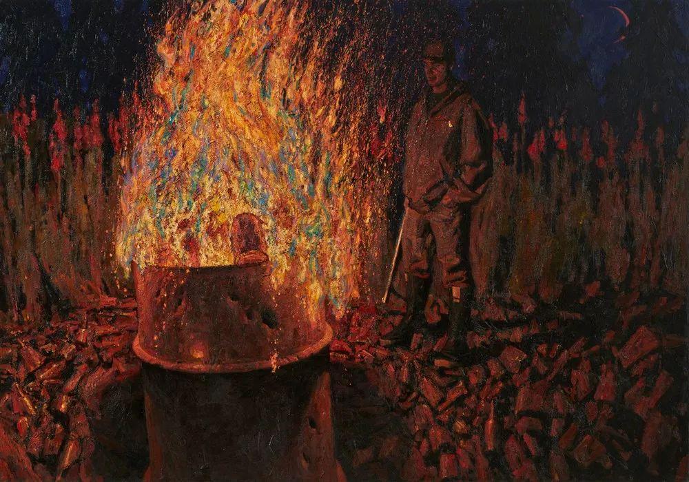 浓郁的色彩,俄罗斯艺术家帖木儿·阿赫列耶夫插图59
