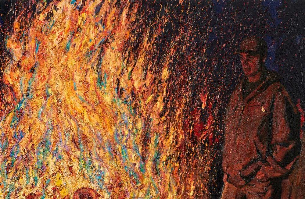 浓郁的色彩,俄罗斯艺术家帖木儿·阿赫列耶夫插图61