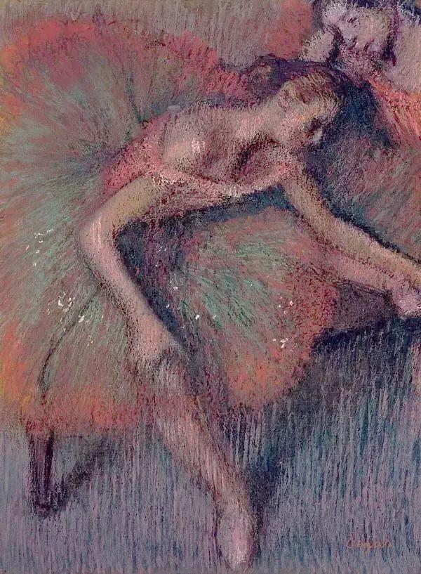 德加绘画作品集,震撼出炉!插图17