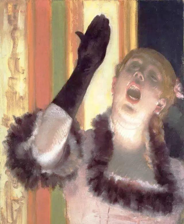 德加绘画作品集,震撼出炉!插图97