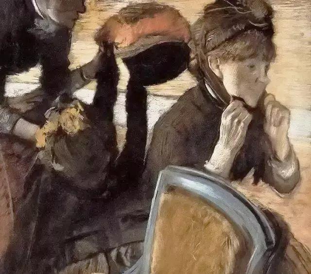 德加绘画作品集,震撼出炉!插图99