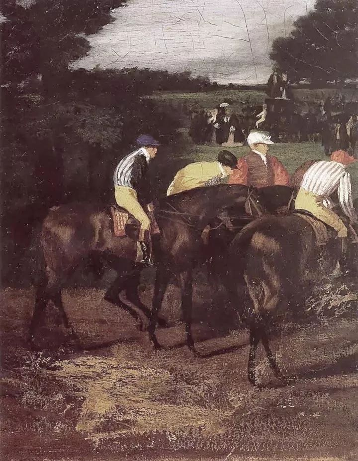 德加绘画作品集,震撼出炉!插图191