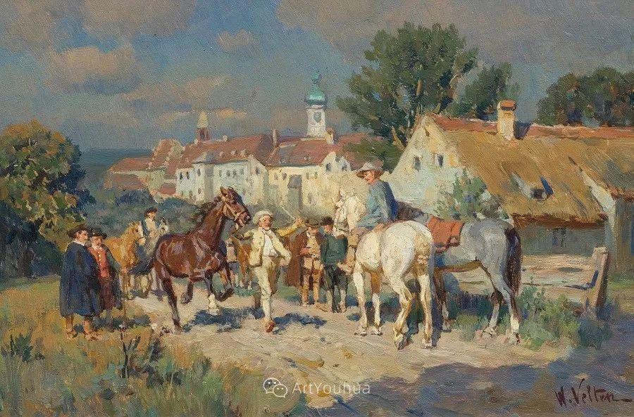 俄罗斯艺术家Wilhelm Velten(1847-1929)插图43