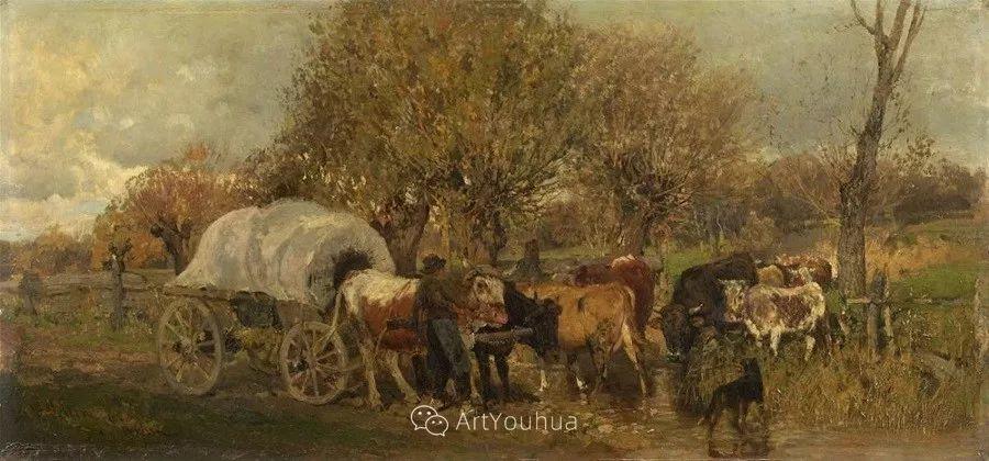 俄罗斯艺术家Wilhelm Velten(1847-1929)插图59