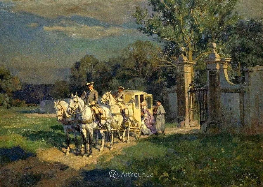俄罗斯艺术家Wilhelm Velten(1847-1929)插图75