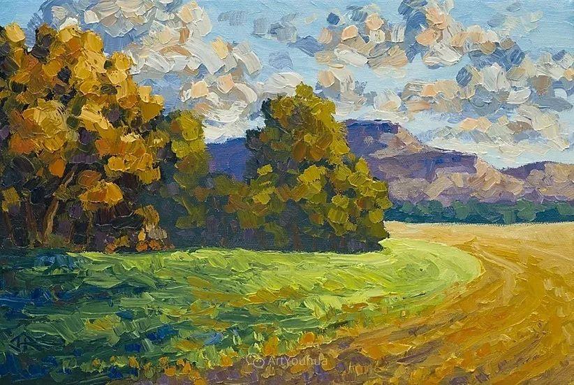 令人沉醉,唯美壮丽印象派风景油画,加拿大画家Joe Reimer插图10