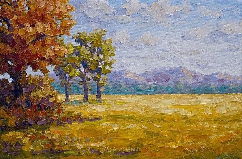令人沉醉,唯美壮丽印象派风景油画,加拿大画家Joe Reimer插图12