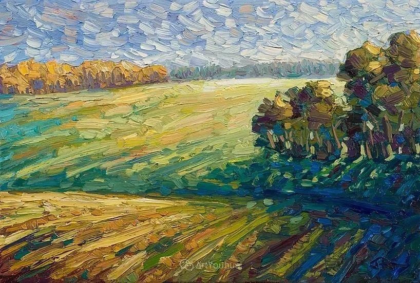 令人沉醉,唯美壮丽印象派风景油画,加拿大画家Joe Reimer插图40