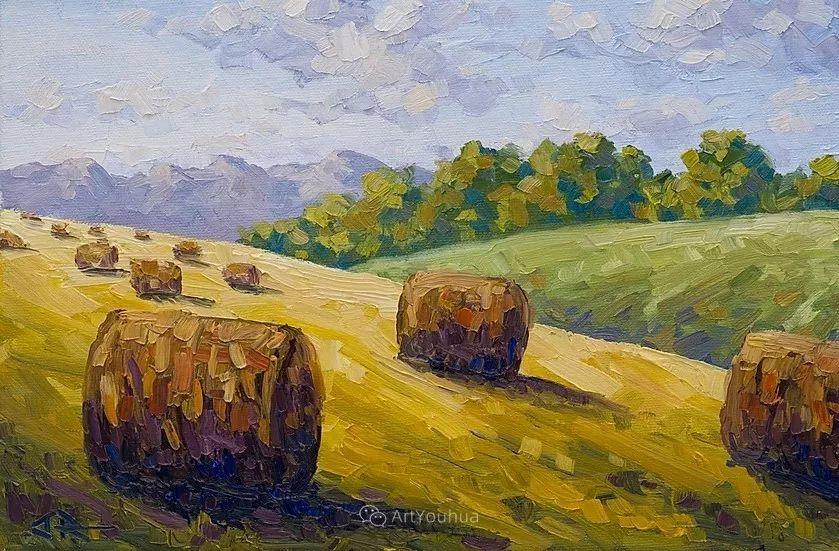 令人沉醉,唯美壮丽印象派风景油画,加拿大画家Joe Reimer插图109