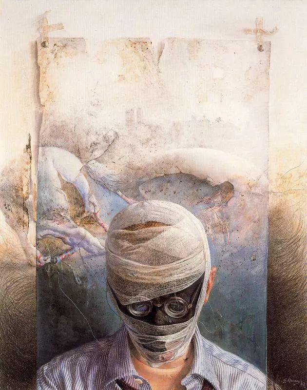 西班牙超现实主义大师——爱德华多·纳兰霍插图1
