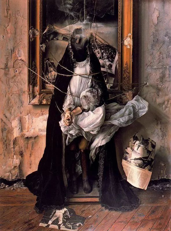 西班牙超现实主义大师——爱德华多·纳兰霍插图9