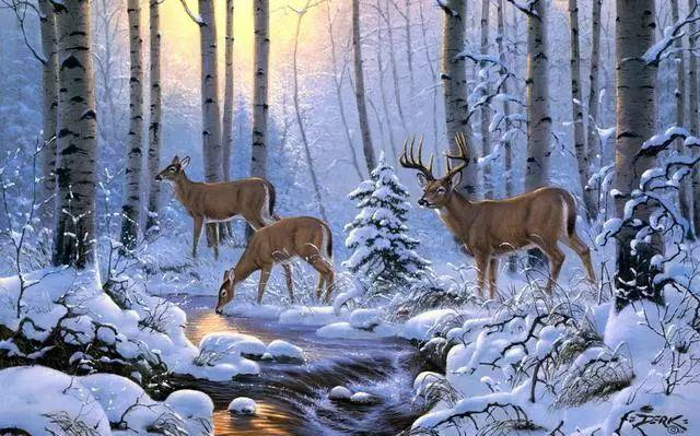 浪漫写实,美国艺术家德克·汉森插图9