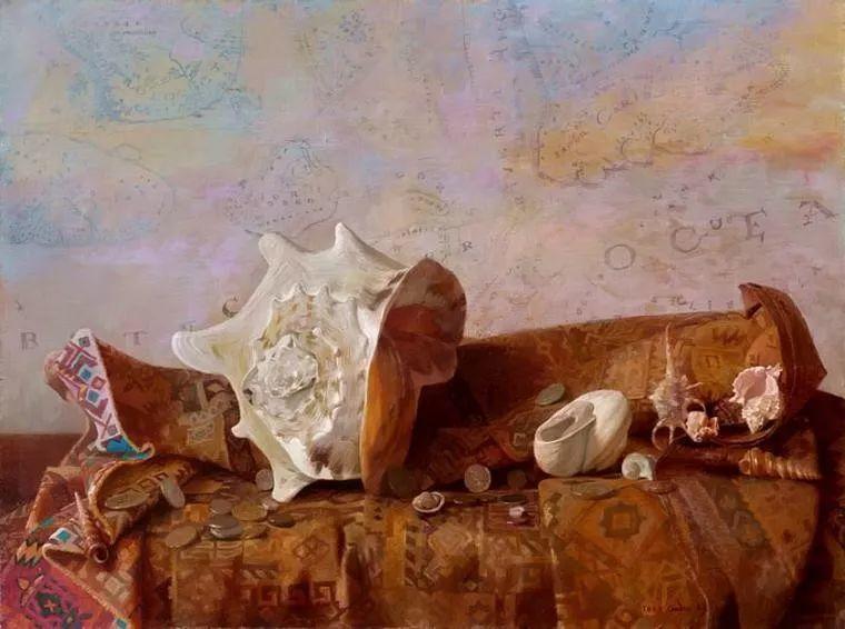 梦幻写实风景,俄罗斯画家亚历山大·赛义多夫作品二插图38