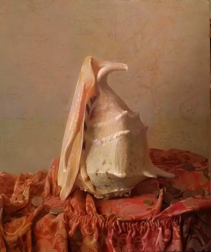 梦幻写实风景,俄罗斯画家亚历山大·赛义多夫作品二插图39