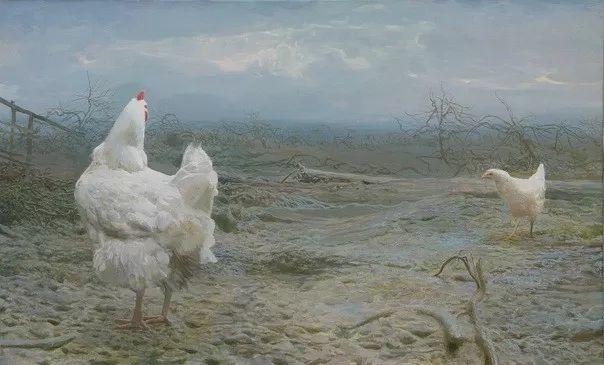 梦幻写实风景,俄罗斯画家亚历山大·赛义多夫作品二插图41