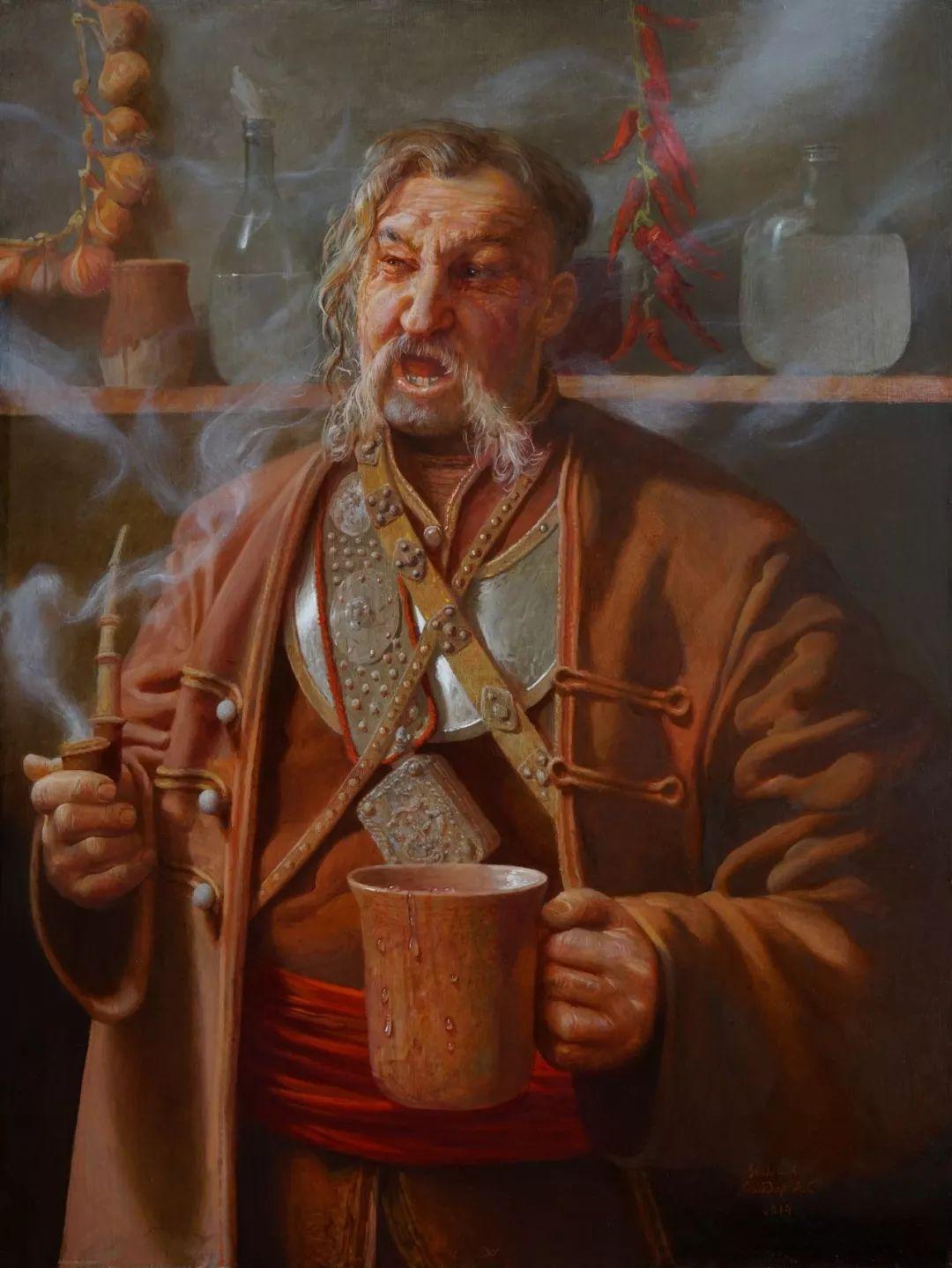 梦幻写实风景,俄罗斯画家亚历山大·赛义多夫作品二插图45