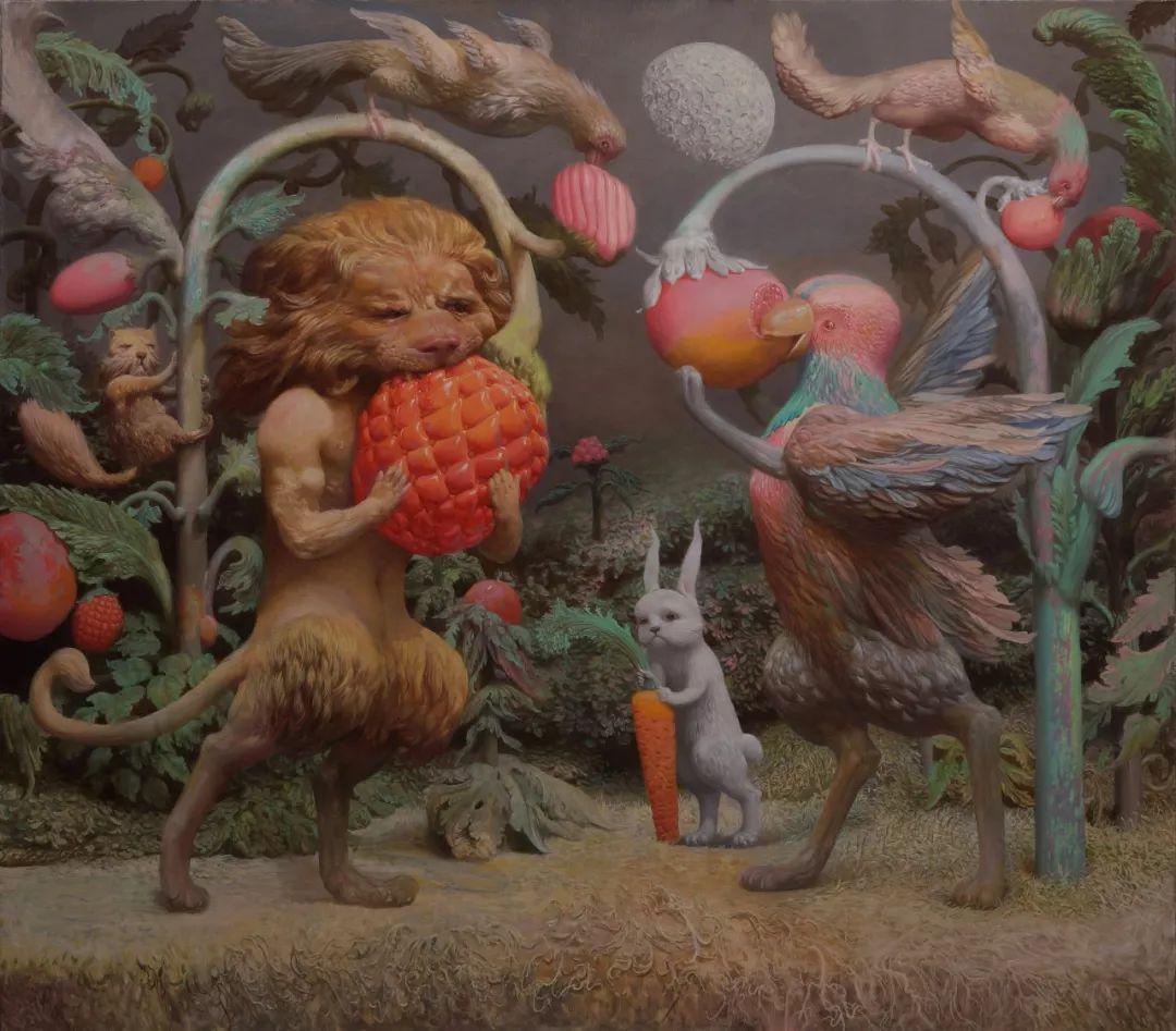 梦幻写实风景,俄罗斯画家亚历山大·赛义多夫作品二插图47