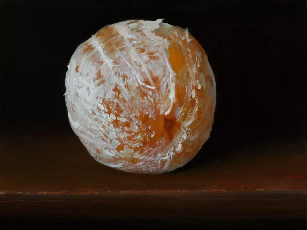 非常丰盛,静物水果!俄罗斯画家亚历山大·赛义多夫作品一插图35